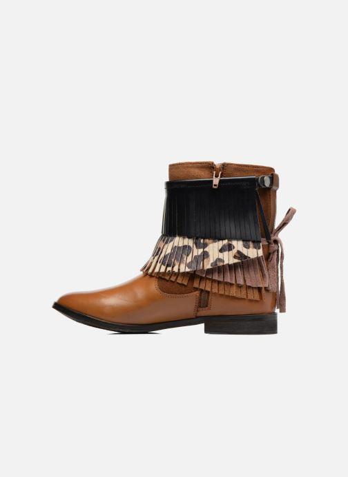 Bottines et boots Gioseppo Indiana Marron vue face