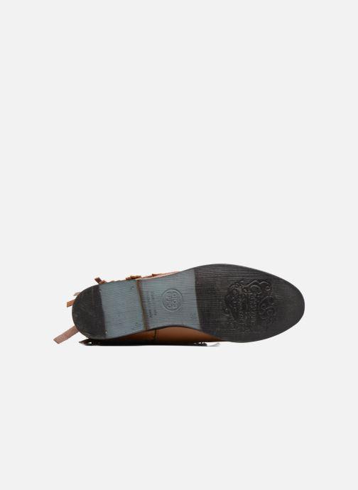 Stiefeletten & Boots Gioseppo Indiana braun ansicht von oben