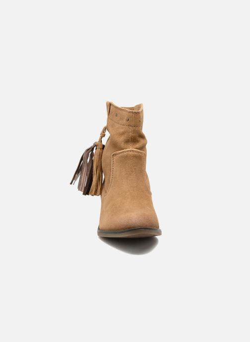 Stiefeletten & Boots Gioseppo Llanura braun schuhe getragen