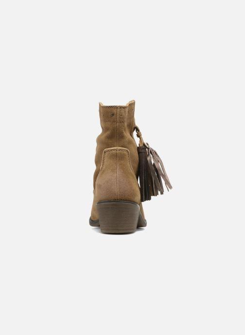 Stiefeletten & Boots Gioseppo Llanura braun ansicht von rechts