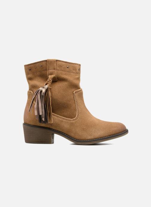 Stiefeletten & Boots Gioseppo Llanura braun ansicht von hinten