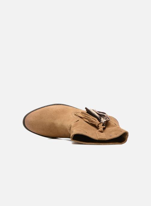 Stiefeletten & Boots Gioseppo Llanura braun ansicht von links