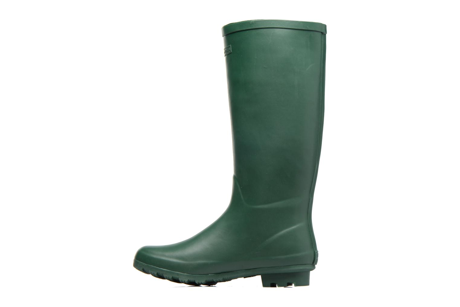 Boots & wellies Gioseppo Londres Green front view