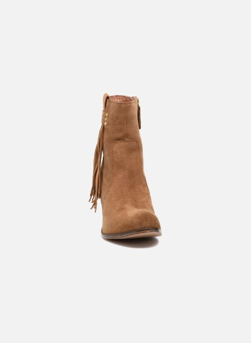 Gioseppo amp; 310061 Boots Stiefeletten Shelby braun rfqxT7rwS