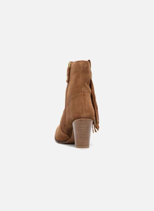 Bottines et boots Gioseppo Shelby Marron vue droite