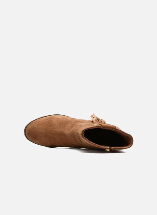 Bottines et boots Gioseppo Shelby Marron vue gauche