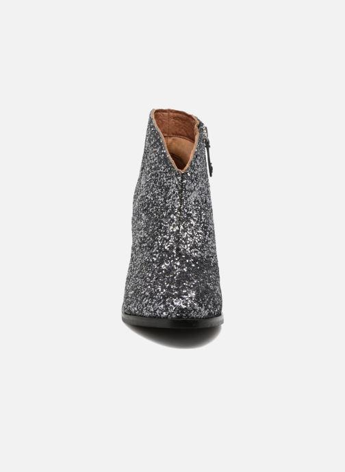 Stiefeletten & Boots Gioseppo Sutter silber schuhe getragen