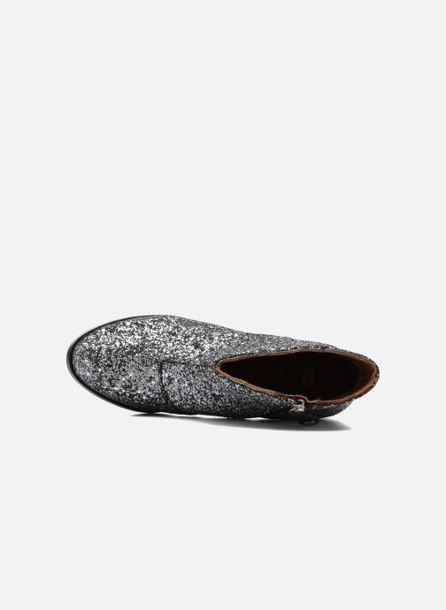 Stiefeletten & Boots Gioseppo Sutter silber ansicht von links