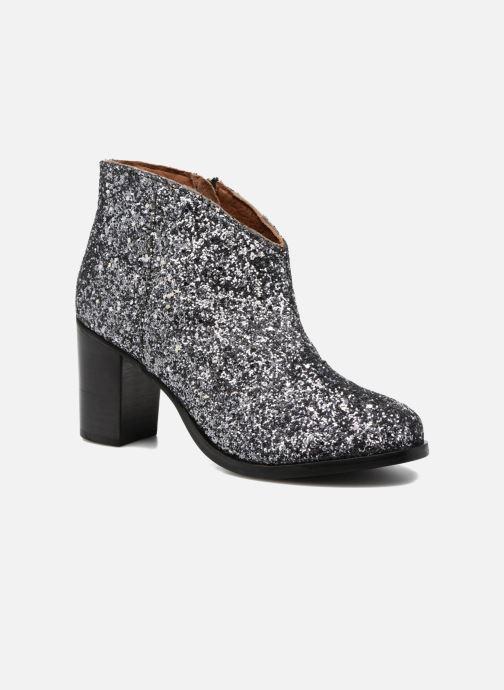 Bottines et boots Gioseppo Sutter Argent vue détail/paire