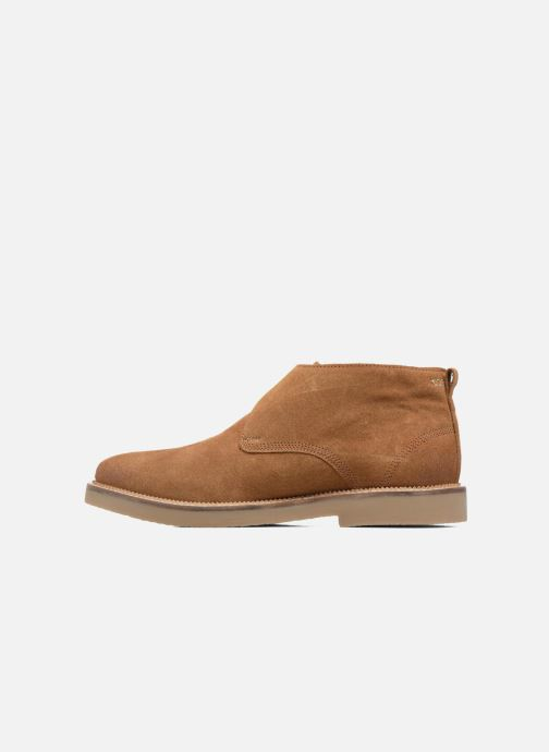 Ankle boots Gioseppo Ailama Brown front view