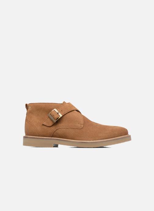 Stiefeletten & Boots Gioseppo Ailama braun ansicht von hinten