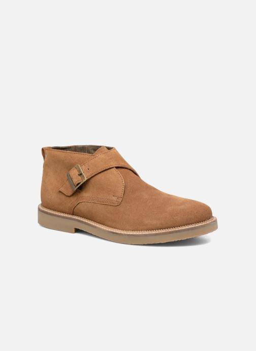 Bottines et boots Gioseppo Ailama Marron vue détail/paire