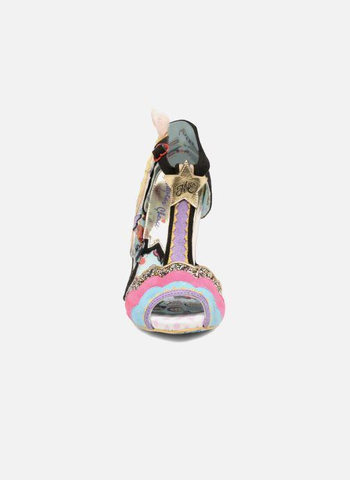 Zapatos de tacón Irregular choice Original Diva Negro vista del modelo