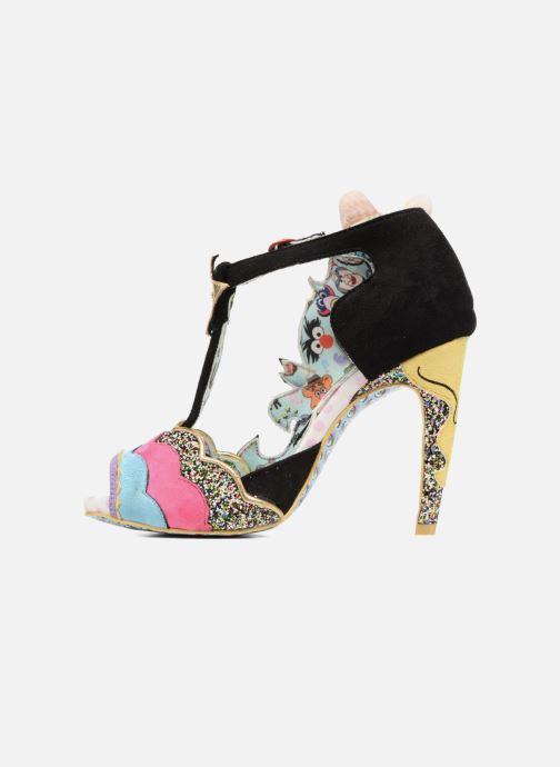 Zapatos de tacón Irregular choice Original Diva Negro vista de frente