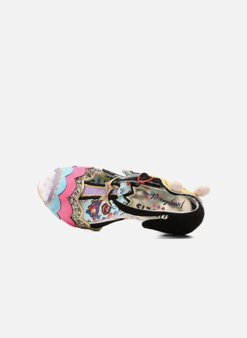 Zapatos de tacón Irregular choice Original Diva Negro vista lateral izquierda