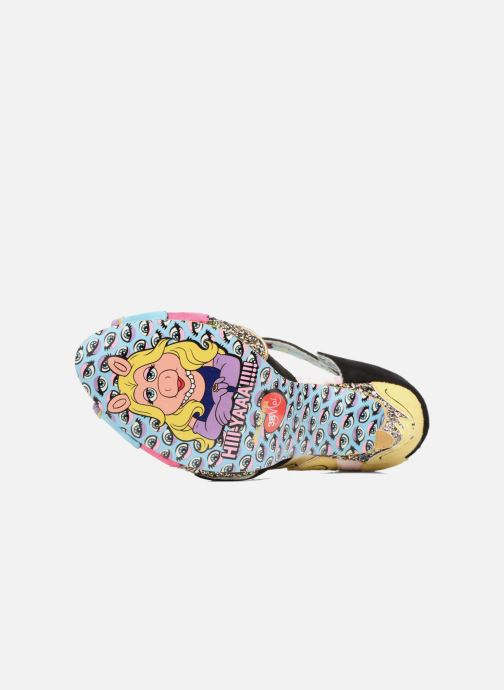 Zapatos de tacón Irregular choice Original Diva Negro vista de arriba