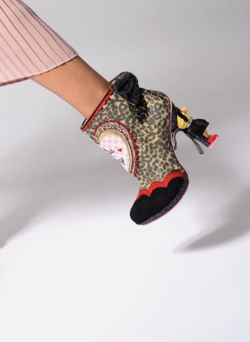 Irregular Choice Fierce Piggy (Multicolore) - Bottines et boots (310098)