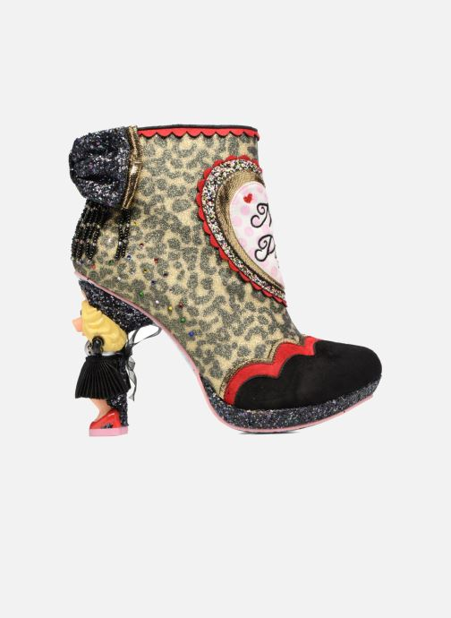 Ankle boots Irregular choice Fierce Piggy Multicolor back view
