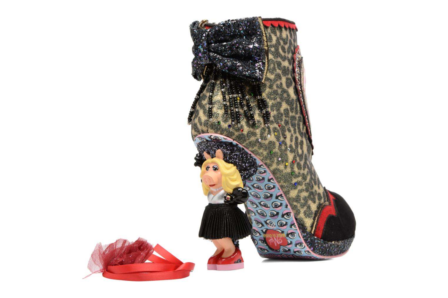 Bottines et boots Irregular Choice Fierce Piggy Multicolore vue 3/4