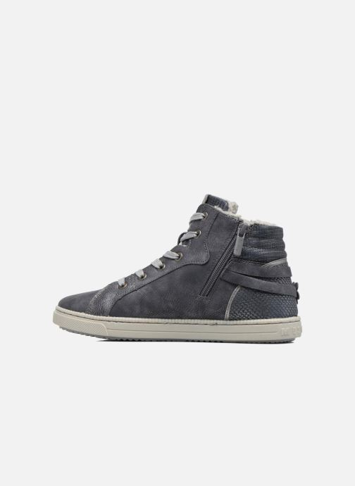 Sneakers Mustang shoes Elli Grå se forfra