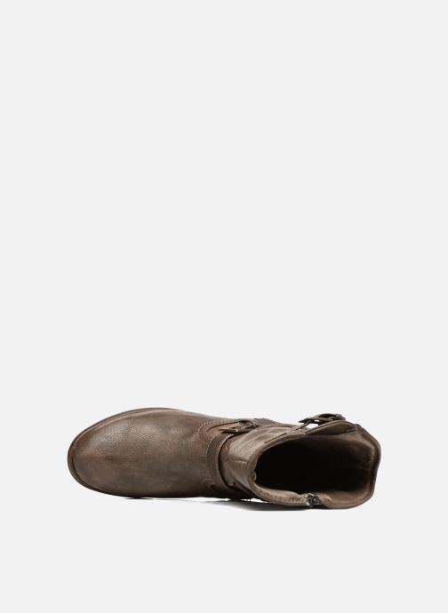 Bottes Mustang shoes Susi Marron vue gauche