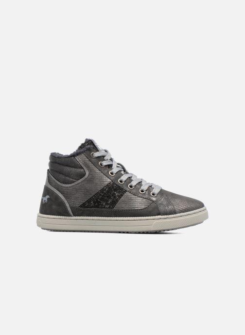 Sneakers Mustang shoes Gero Grijs achterkant