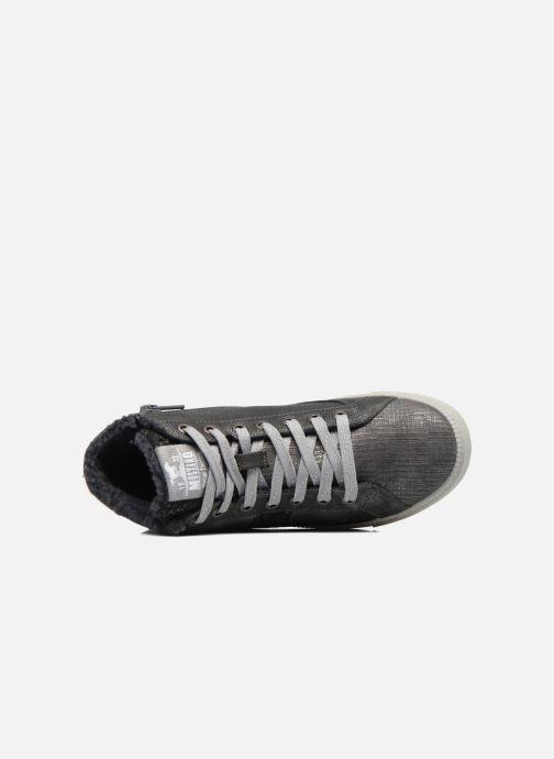 Sneakers Mustang shoes Gero Grijs links