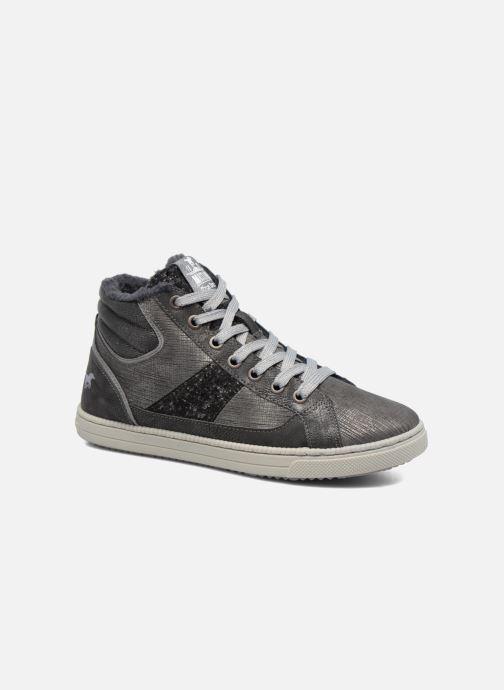 Baskets Mustang shoes Gero Gris vue détail/paire