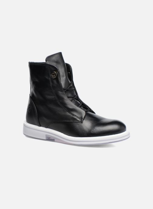 Ankle boots Bronx BennoX Black detailed view/ Pair view