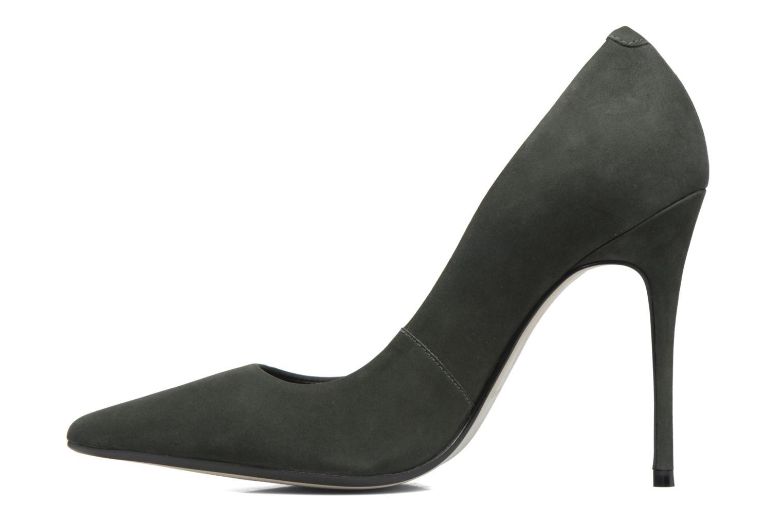 Zapatos de tacón Bronx Briox A Verde vista de frente