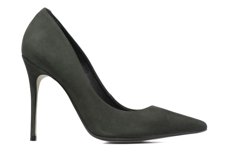 Zapatos de tacón Bronx Briox A Verde vistra trasera