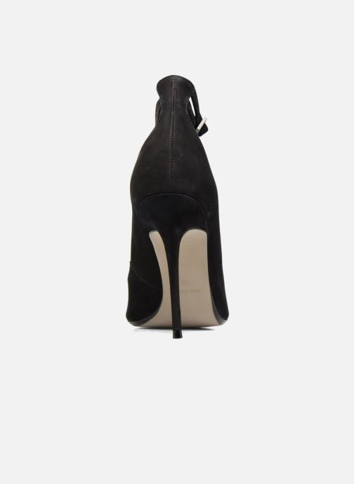 High heels Bronx Briox B Black view from the right