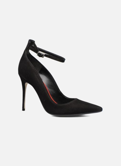 High heels Bronx Briox B Black detailed view/ Pair view