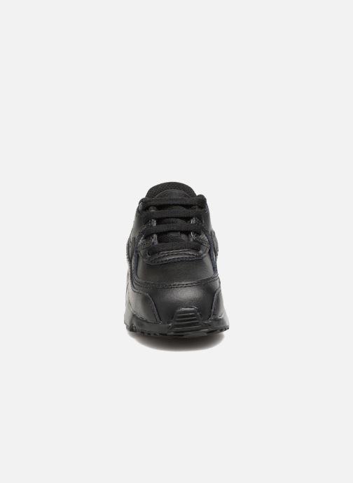 Deportivas Nike Nike Air Max 90 Ltr (Td) Negro vista del modelo