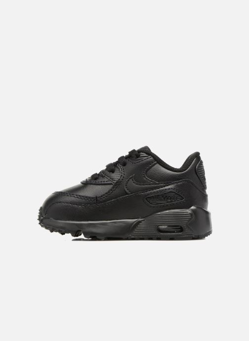 Deportivas Nike Nike Air Max 90 Ltr (Td) Negro vista de frente