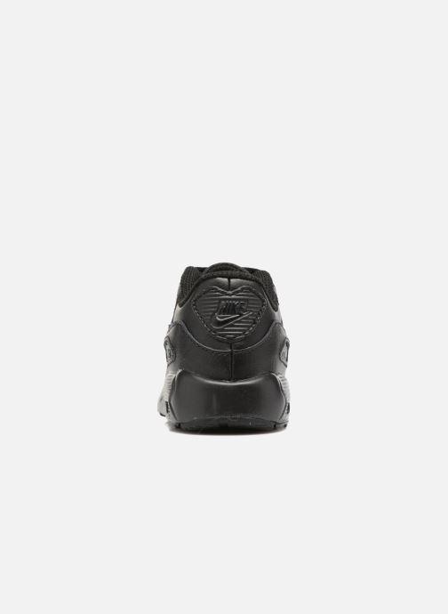 Deportivas Nike Nike Air Max 90 Ltr (Td) Negro vista lateral derecha