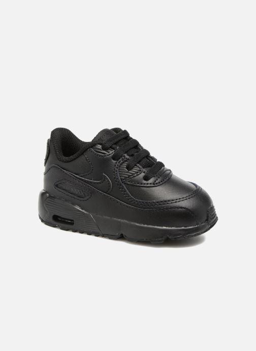 Deportivas Nike Nike Air Max 90 Ltr (Td) Negro vista de detalle / par