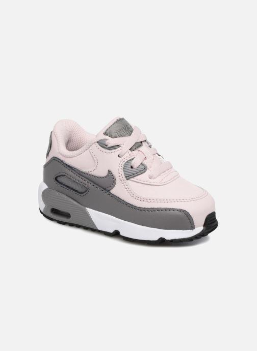 quality design 4495f c6399 Sneakers Nike Nike Air Max 90 Ltr (Td) Pink detaljeret billede af skoene