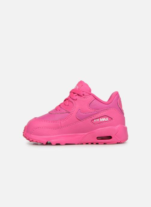 Sneaker Nike Nike Air Max 90 Ltr (Td) rosa ansicht von vorne