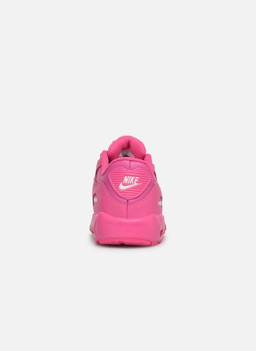 Sneaker Nike Nike Air Max 90 Ltr (Td) rosa ansicht von rechts