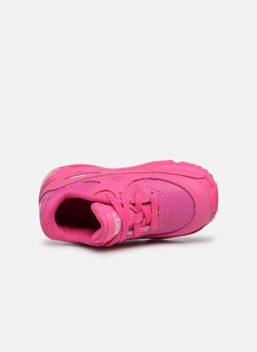 Sneaker Nike Nike Air Max 90 Ltr (Td) rosa ansicht von hinten