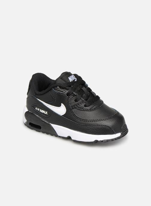 check out 2195c f1481 Sneakers Nike Nike Air Max 90 Ltr (Td) Sort detaljeret billede af skoene