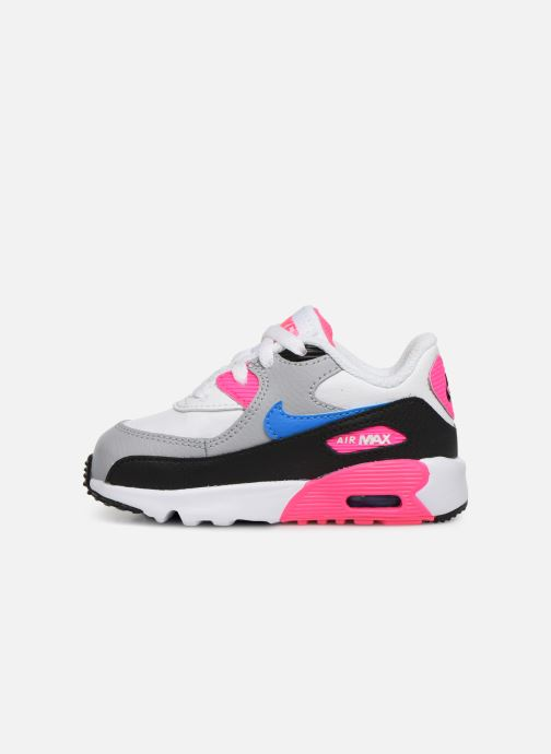 Baskets Nike Nike Air Max 90 Ltr (Td) Multicolore vue face