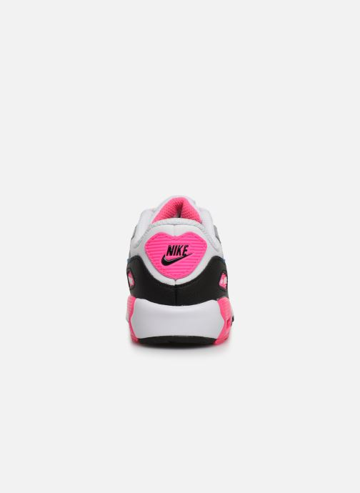 Baskets Nike Nike Air Max 90 Ltr (Td) Multicolore vue droite