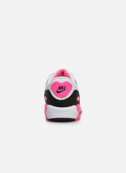 Sneakers Nike Nike Air Max 90 Ltr (Td) Multicolor rechts