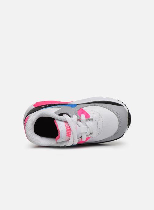 Baskets Nike Nike Air Max 90 Ltr (Td) Multicolore vue gauche