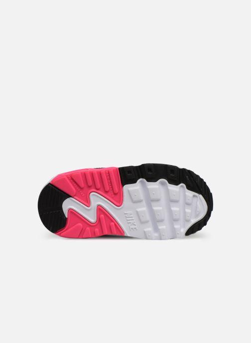 Baskets Nike Nike Air Max 90 Ltr (Td) Multicolore vue haut