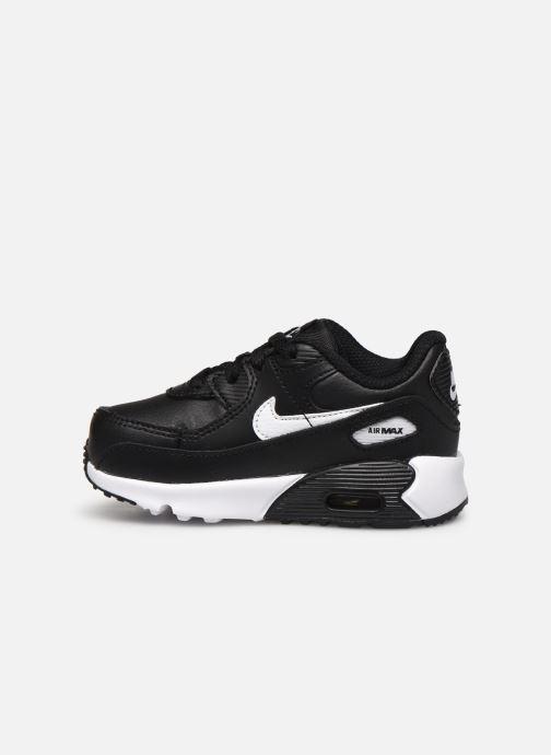 Sneakers Nike Nike Air Max 90 Ltr (Td) Zwart voorkant
