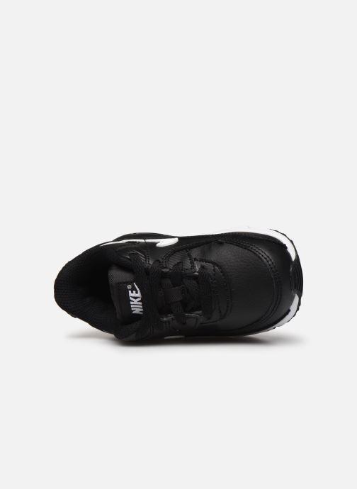 Sneakers Nike Nike Air Max 90 Ltr (Td) Zwart links