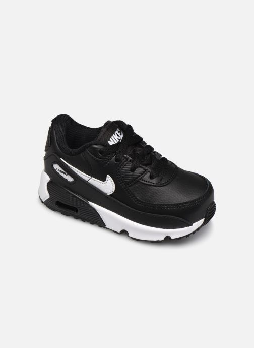 Trainers Nike Nike Air Max 90 Ltr (Td) Black detailed view/ Pair view